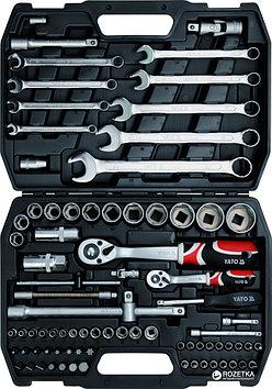 Набор инструментов YATO 82 предмета
