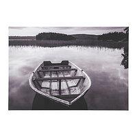 Картина Пьеттерид, Лодка на озере Финншён