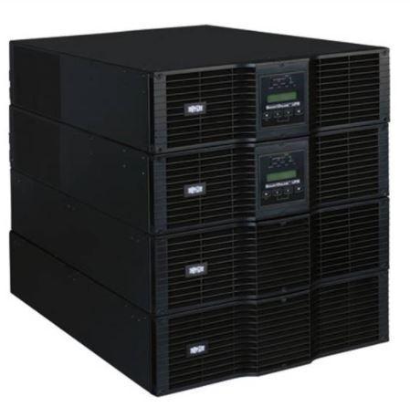 ИБП Tripp Lite серии SmartOnline на 20 кВА, работающий в режиме онлайн с двойным преобразованием, SU20KRTHW