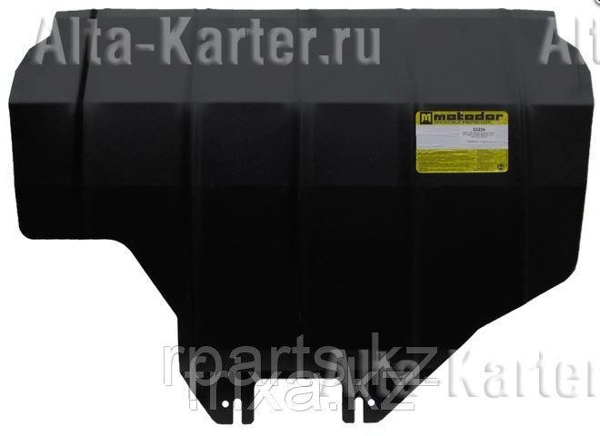 Защита картера Subaru Forester IV 2013-2014