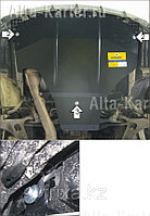 Защита картера  Subaru Impreza III, IV 2007-2014