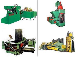 Оборудование для металлолома