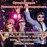Новогодний корпоратив для небольших коллективов, фото 1