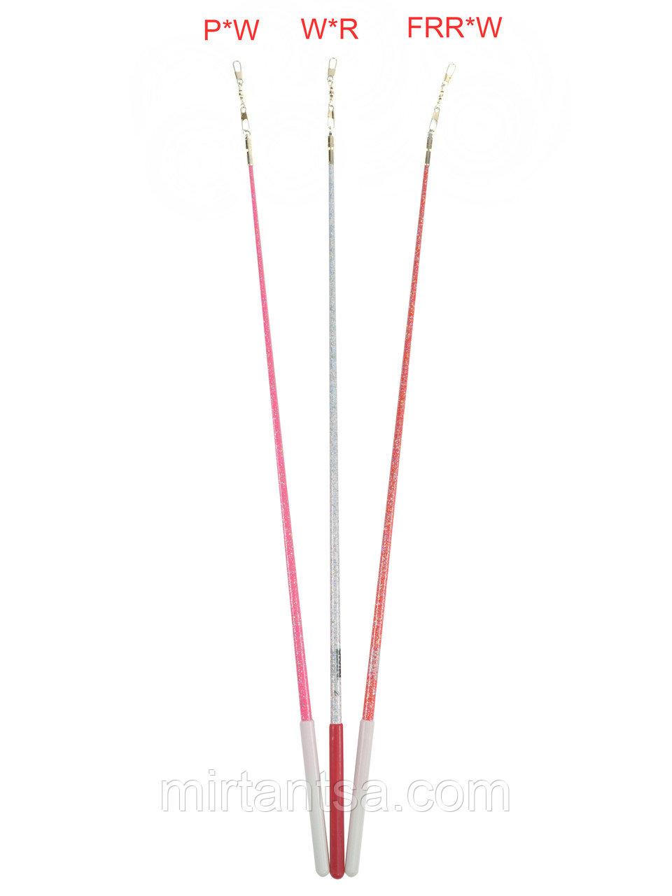 Юниорская голографическая блестящая палочка Sasaki МJ-82H 50 см.