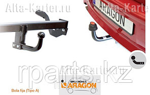 Фаркоп Chevrolet Tracker 2013-2014 / Opel Mokka