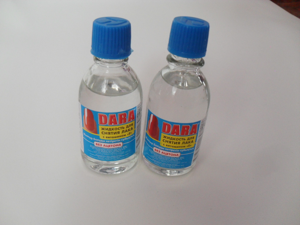 Жидкость для снятия лака  Veola Без ацетона 50мл пласт.бут