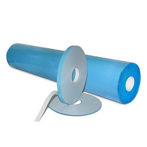 Лента двусторонняя на основе вспененного полиэтилена (лайнер из полимерной пленки)