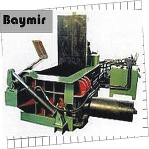 Пресса пакетировочные для металлолома