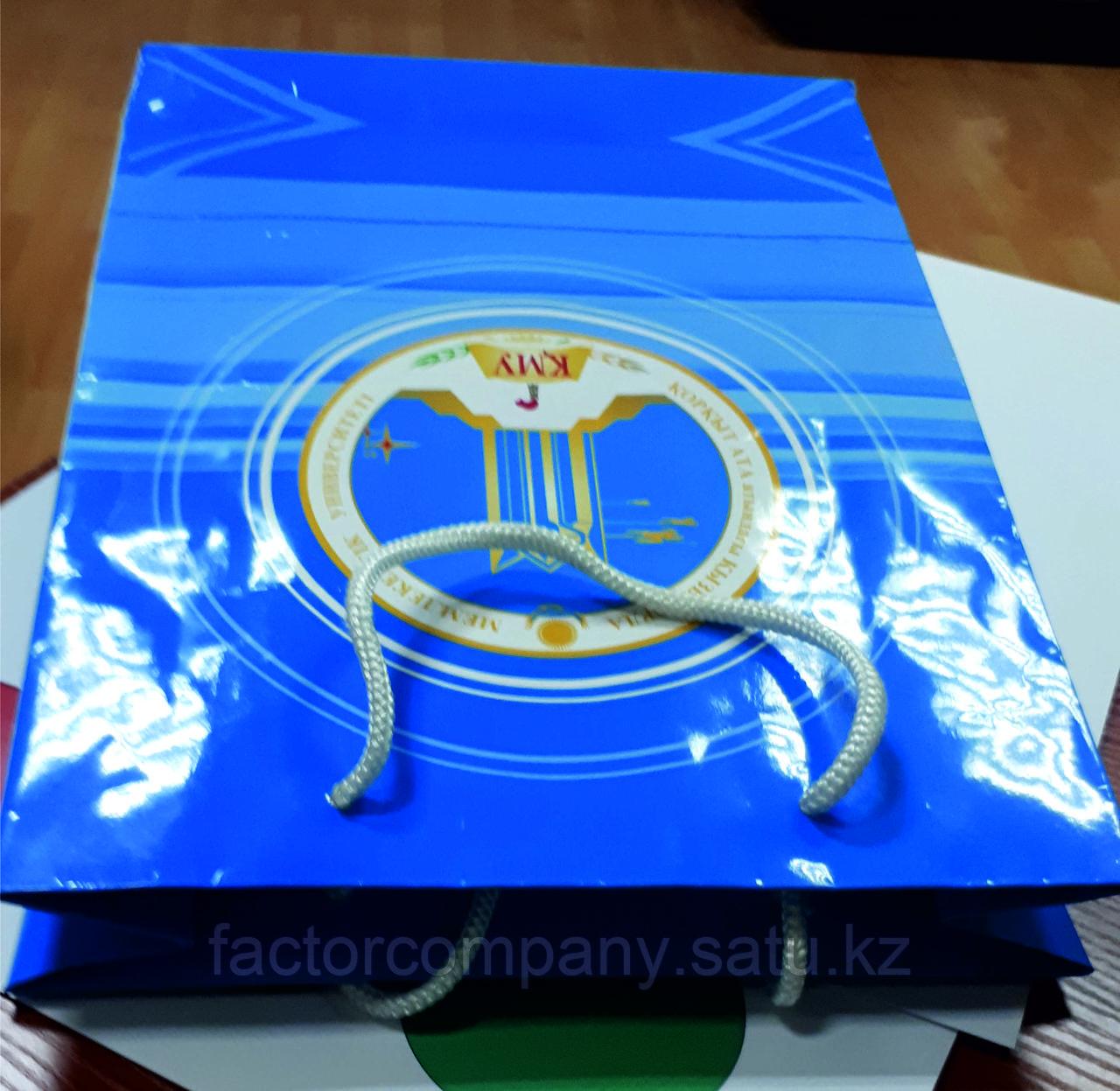 Изготовление бумажных пакетов - фото 3