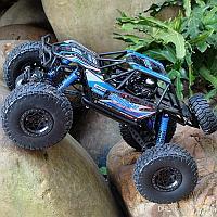 Радиоуправляемая машинка-внедорожник  на пульте управления Climbing Car 4WD RTR, 1:10, фото 1
