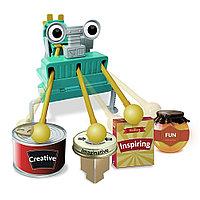 Набор для создания робота Eco-Engineering - Робот барабанщик
