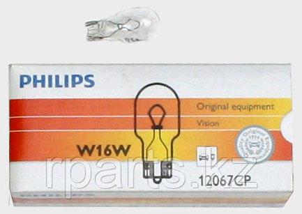 Галогенная лампа Philips W16W