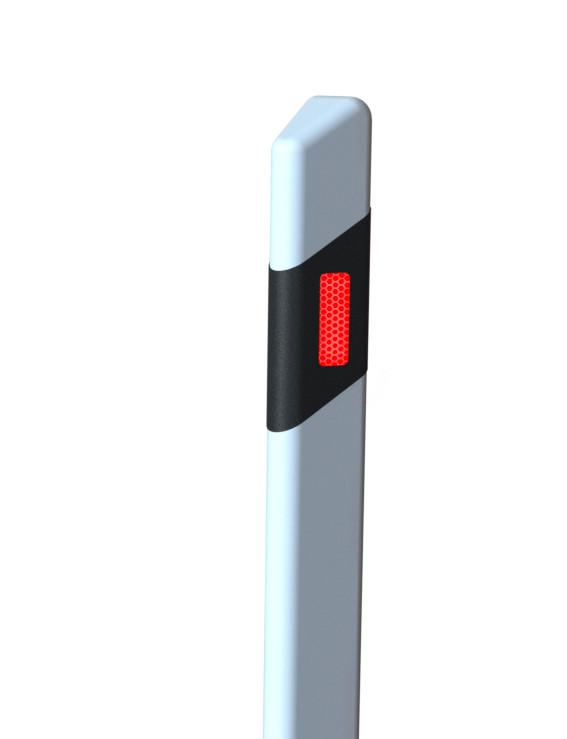 Пластиковый сигнальный столбик С1