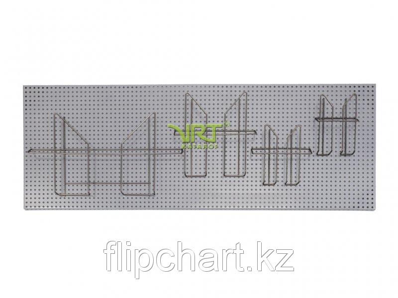 Карман проволочный Фуэтэ А3 для стоек (буклетница)