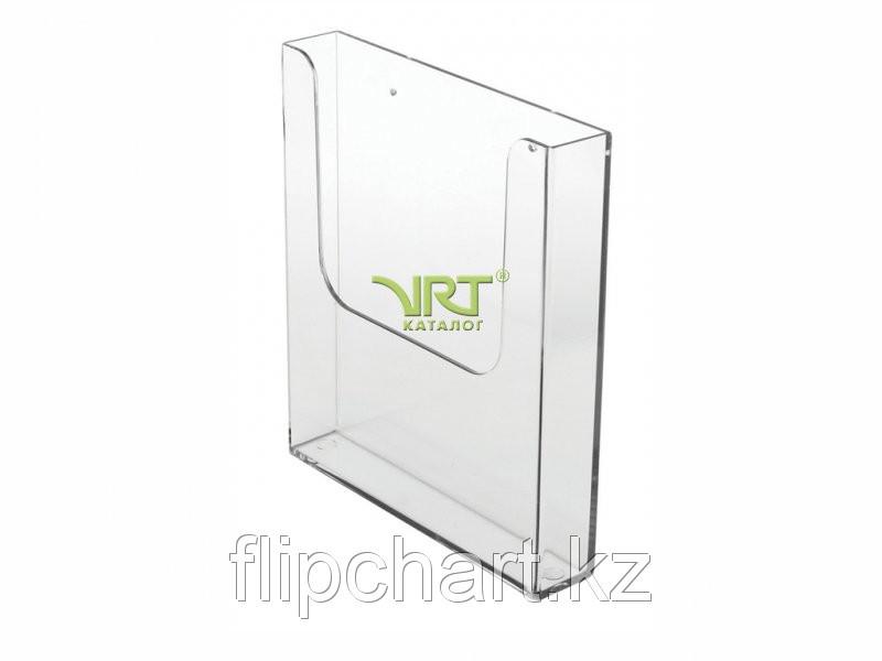 Карман А5 для печатной продукции Торнадо-2  для стоек (буклетница)