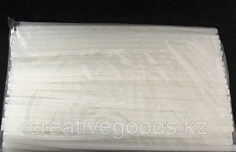 Термоклей-прозрачный(Китай) 7 мм * 300  мм   Creativ 1796