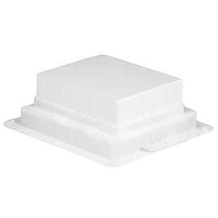 Монтажная коробка для бетонных полов, 10 модулей/12 модулей