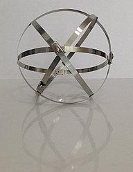 Стяжка металлическая СМ-4.6*150