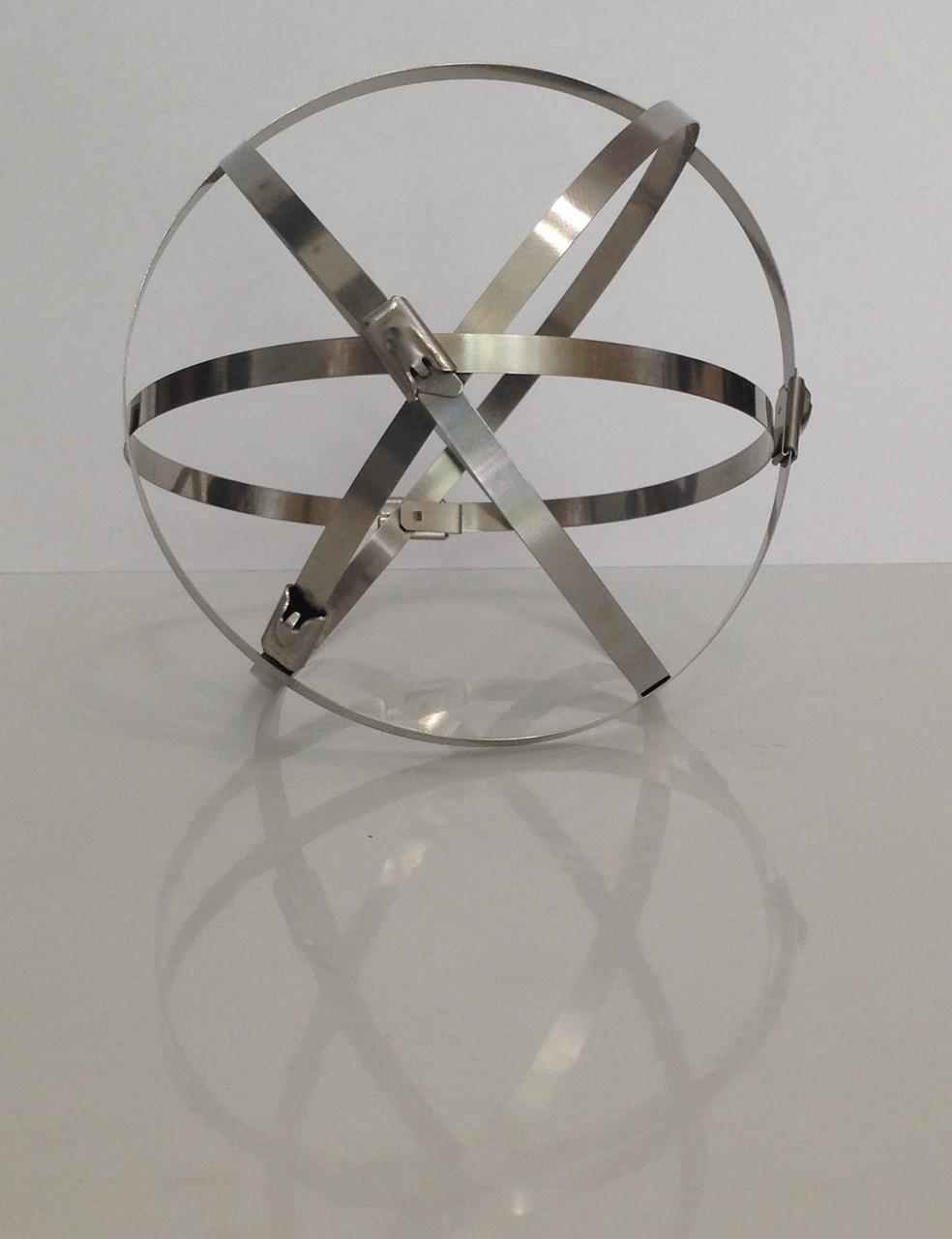 Стяжка металлическая СМ-4.6*400