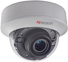 DS-T507 - 5MP HD-TVI купольная варифокальная (моторизированный) камера с ИК-подсветкой.