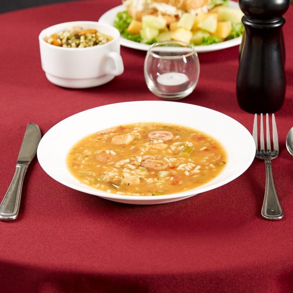 Тарелка круглая суповая Arcoroc RESTAURANT 22,5 см