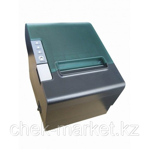 Высокоскоростной термопринтер RP80 US (черный, 80мм, 250мм/с) USB,RS-232
