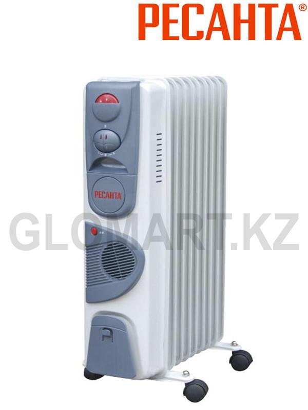 Ресанта ОМ-9НВ с вентилятором на 24 м2 (Ресанта)