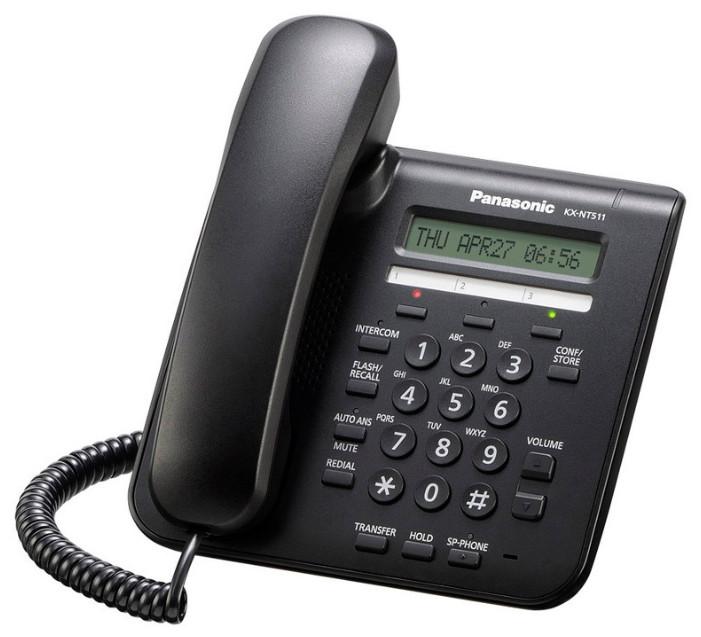 Panasonic KX-NT511P IP системный телефон