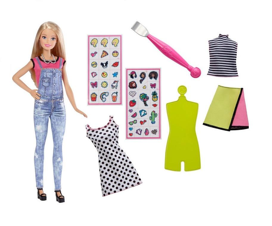 Кукла Барби Эмоджи «EMOJI» Блондинка