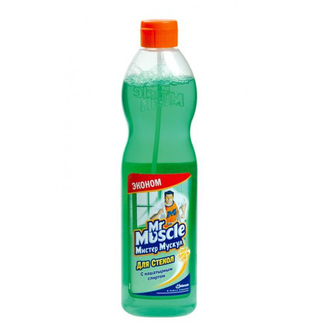 Средство для мытья стекол Mr. Muscle, фото 2
