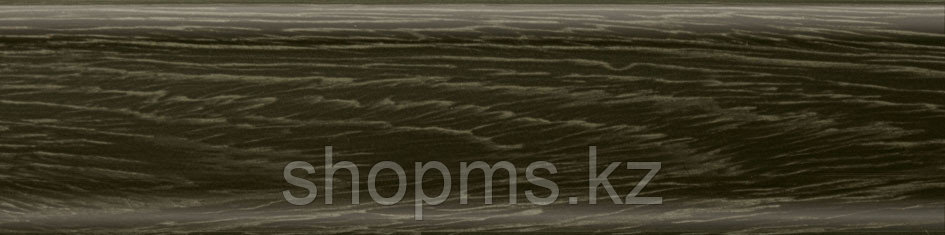 Плинтус с мягким краем Salag NGF086 Дуб Паленый 2500*56 мм