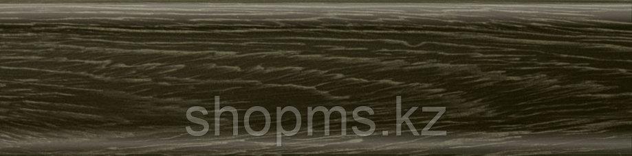 Плинтус с мягким краем Salag NGF086 Дуб Паленый 2500*56 мм, фото 2