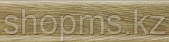 Плинтус с мягким краем Salag NGF077 Дуб Каньон 2500*56 мм