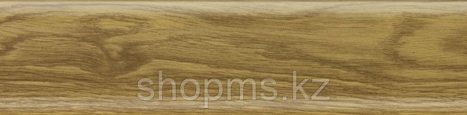 Плинтус с мягким краем Salag NGF056 Дуб Винный 2500*56 мм, фото 2
