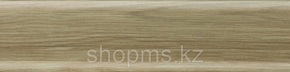 Плинтус с мягким краем Salag NGF093 Альзас 2500*56 мм