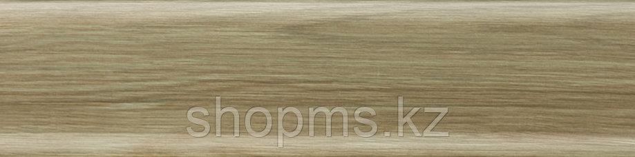 Плинтус с мягким краем Salag NGF093 Альзас 2500*56 мм, фото 2