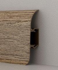 Угол внутренний KronPlast 522-Вн Дуб дымчатый (блистер 2шт), фото 2