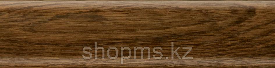 Плинтус с мягким краемSalag NGF016  Дуб Болотный 2500*56 мм
