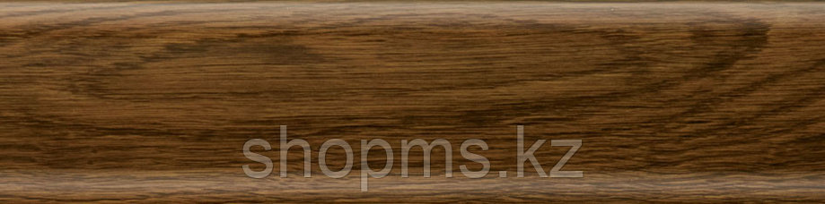 Плинтус с мягким краемSalag NGF016  Дуб Болотный 2500*56 мм, фото 2