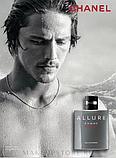 Chanel Allure Sport Homme Туалетная вода , фото 2