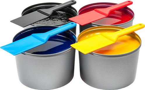 Краска для газетной и офсетной печати Rainbow, фото 2