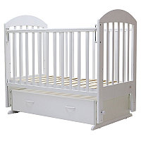 Детская кроватка Дарина-6 белый Топотушки, фото 1