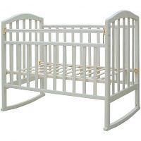 Детская кроватка Антел Алита-2 Белая, фото 1
