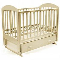 Детская кроватка Дарина-6 слон.кость Топотушки