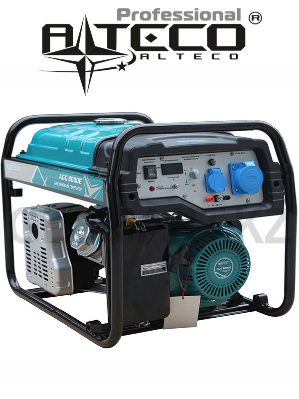 Электрогенератор Alteco AGG-7000E Mstart (Алтеко)