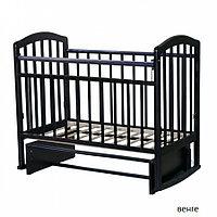 Детская кроватка Антел Алита-3 Маятник (венге), фото 1