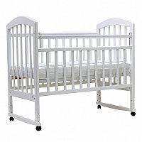Кровать детская Топотушки Лира-2 белый