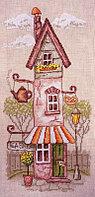 """Набор для вышивания крестом """"Чайный домик"""""""
