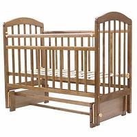 Кровать детская Топотушки Лира-5 орех, фото 1