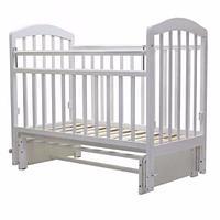 Кровать детская Топотушки Лира-5 белый, фото 1